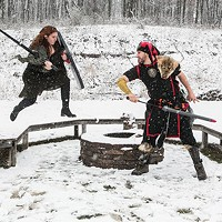 In Pittsburgh and beyond, LARPing is much more than a side hobby