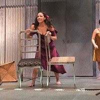 Point Park University Conservatory Theatre Co. stages <i>The House of Bernarda Alba</i>