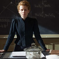 <i>Marie Curie: The Courage of Knowledge</i>