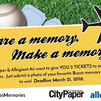 Share a Memory. Make a Memory.
