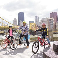 Pittsburgh Bike Share is expanding and hoping to get more minority and low-income riders on bikes.