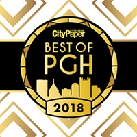 Best Of Pittsburgh 2018 FAQ