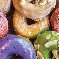 Young donut-makers twist tradition