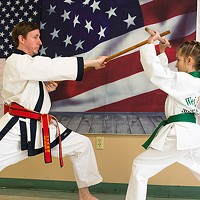 Pittsburgh-area martial artist creates new karate style