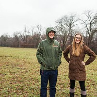 Hilltop Urban Farm sets goals and launches volunteer days