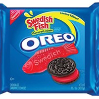 Eat Me: Swedish Fish Oreos
