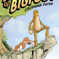 Vince Dorse's <i> Untold Tales of Bigfoot </i>