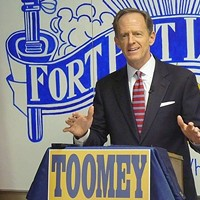 He's Number 1!: Pennsylvania Republican Pat Toomey is the most hated U.S. Senator on Twitter