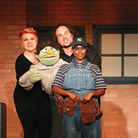 On stage with <i>Avenue Q</i>