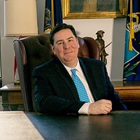 Pittsburgh Mayor Bill Peduto supports legalizing recreational marijuana