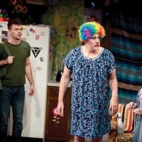 <i>Hir</i>, from barebones productions, is a vicious, funny, must-see drama