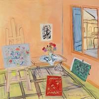 Raoul Dufy's <i>L'Atelier au bouquet </i>at Frick Art Museum's Van Gogh, Monet, Degas