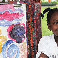 Citiparks Roving Art Cart, June 12-Aug.