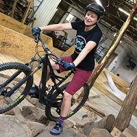 Ride Like a Girl coach Karen Brooks
