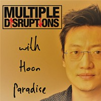 Multiple Disruptions podcast interviews diverse community leaders