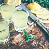 Take a trip to the Amalfi Coast with a sip of limoncello