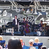 The Pittsburgh International Jazz Festival held free concerts in Downtown Pittsburgh on June 15-17.