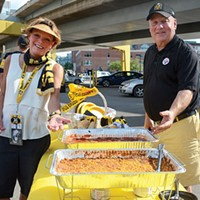 Steelers Tailgate