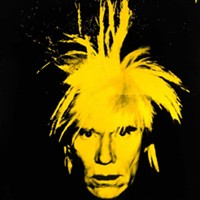 Andy Warhol's 1986 <i>Self-Portrait</i>