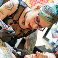 Best of Pittsburgh — Spotlight: Wyld Chyld Tattoo