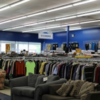 Celebrate National Thrift Shop Day with St. Vincent de Paul