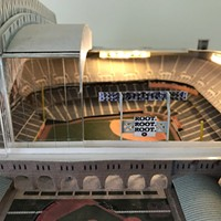 David Resnik's Minute Maid Park model