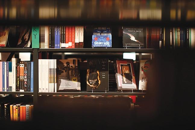 City of Asylum Books at Alphabet City - CP PHOTO BY JARED WICKERHAM