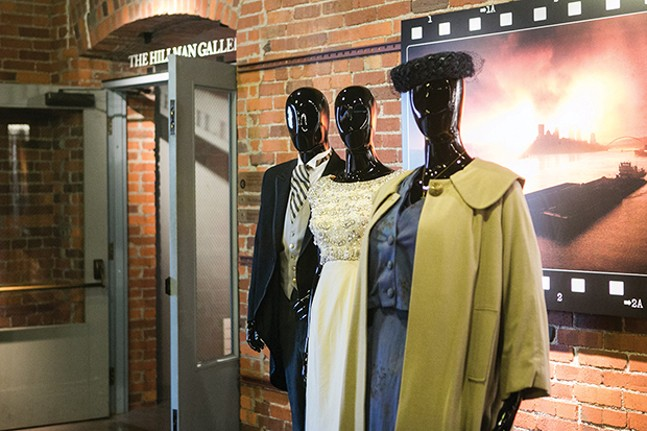 Costumes from The Butler and Selma in Heroes and Sheroes -  - PHOTO COURTESY OF JOHN COLOMBO