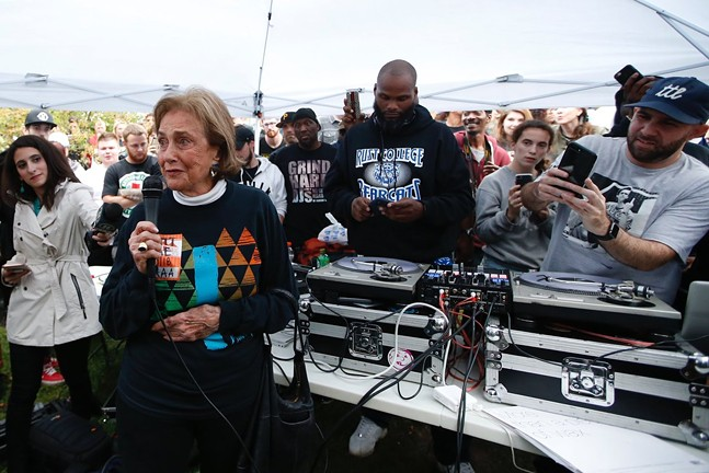 Mac Miller's grandmother speaks - CP PHOTO: JARED WICKERHAM