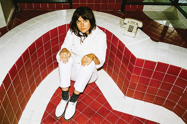 Courtney Barnett - PHOTO: POONEH GHANA