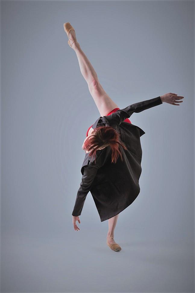Dancer Kelsey Bartman - KATIE GING