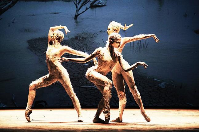 Deborah Colker Dance Company's Cão sem Plumas