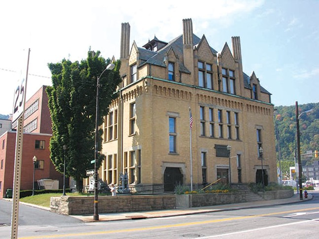 Johnstown Flood Museum - JOHNSTOWN AREA HERITAGE ASSOCIATION