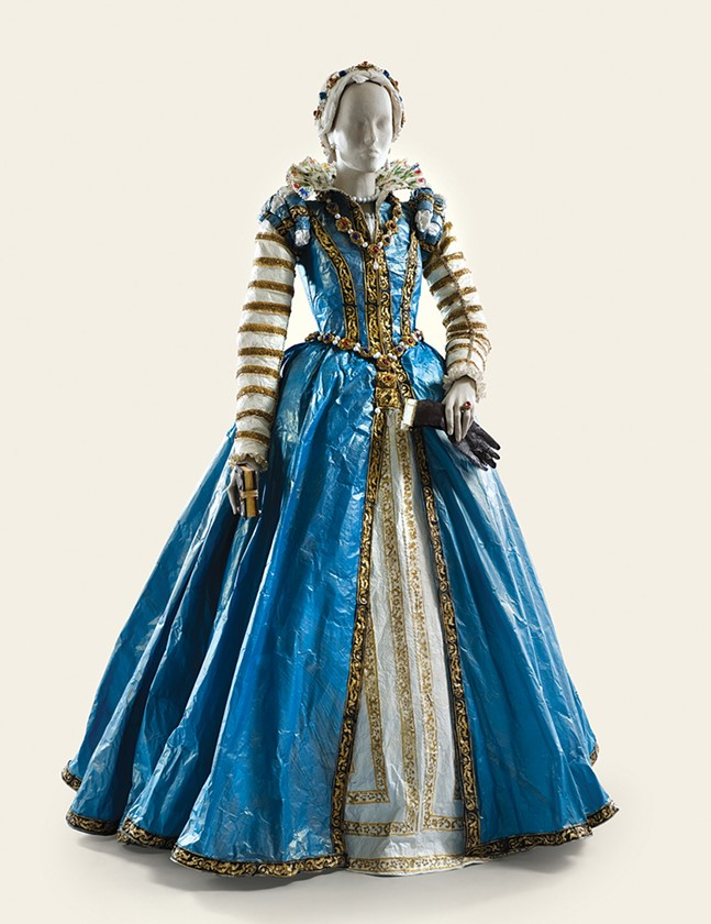 Clothing based on the Medici family - THE FRICK PITTSBURGH