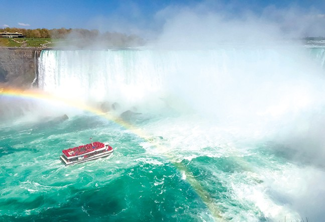 Niagara Falls - ADAM SPUIJT/NIAGARA FALLS TOURISM