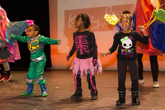 Halloween Mayhem at Kelly-Strayhorn Theater
