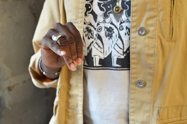 Njaimeh Njie - CP PHOTO: TERENEH IDIA