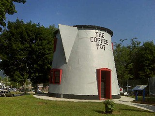 The Coffee Pot in Bedford, Pa. - VICKI CUNNINGHAM