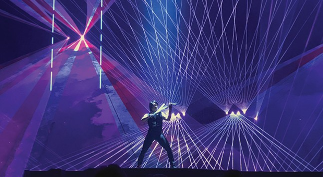 Trans-Siberian Orchestra - CP FILE PHOTO