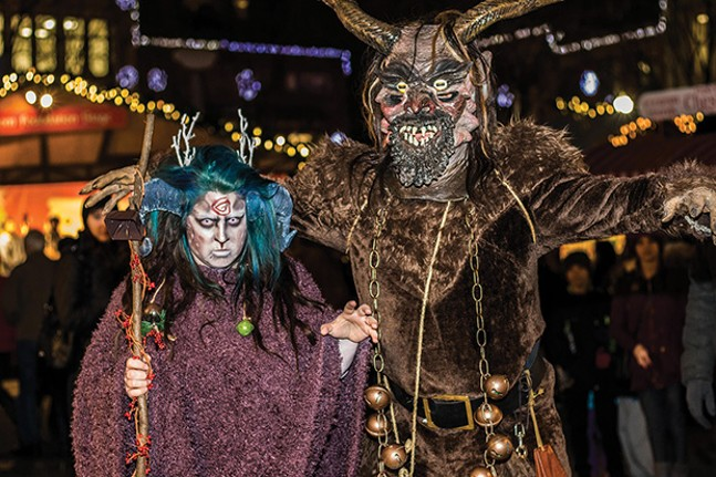 Krampusnacht in Market Square - CP FILE PHOTO