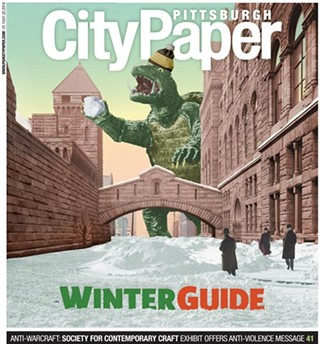 City Paper Winter Guide 2014 - MATTHEW BUCCHOLZ