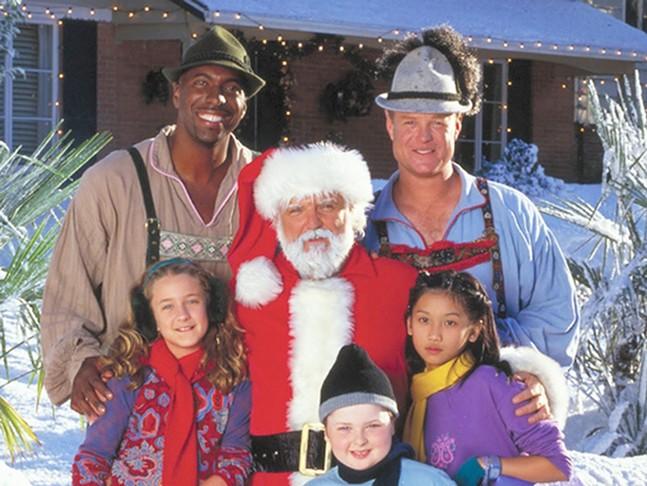 A normal Christmas in Los Angeles - DISNEY