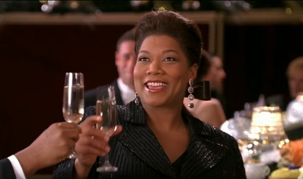 Queen Latifah living her best life. - PARAMOUNT PICTURES