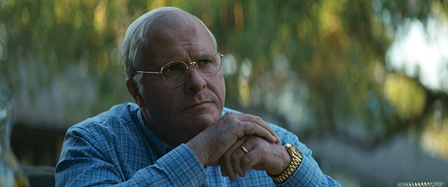 Christian Bale as Dick Cheney - ANNAPURNA PICTURES