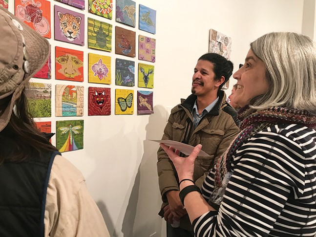 Fun a Day Pittsburgh's 2017 art show - FUN A DAY PGH