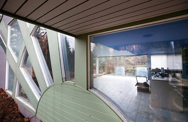 The Abrams House - CP PHOTO: JARED WICKERHAM
