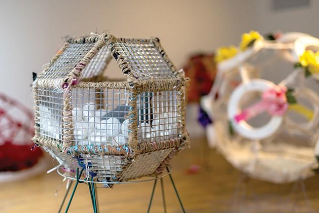 Ten Futures at 937 Gallery - SETH CULP-RESSLER