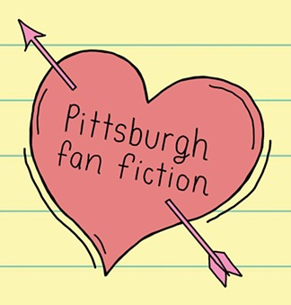 Click to return to our list of Pittsburgh Fan Fiction stories.