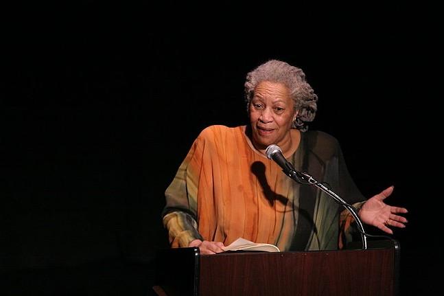 Toni Morrison - ANGELA RADULESCU
