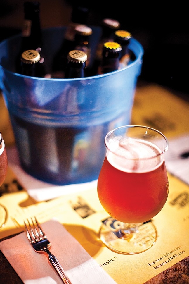 Craft Beer School - PITTSBURGH CULTURAL TRUST